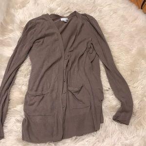 Simple Cardigan - Women's size M